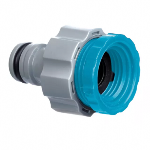 "Flopro 70300531 Dual Fit Outside Tap Connector 12.5mm (1/2"")"